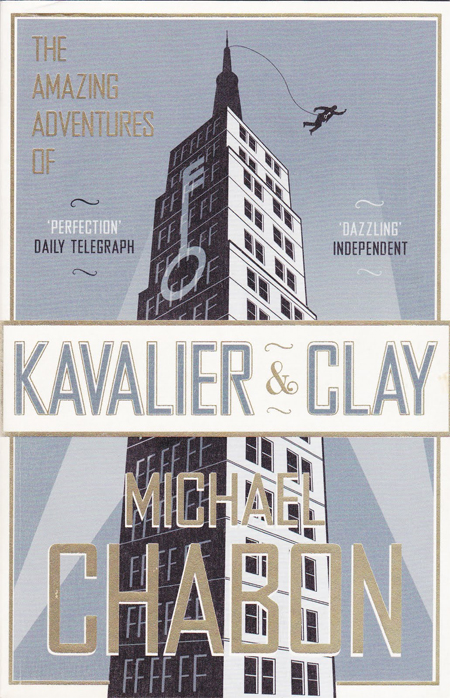kavalier and clay The amazing adventures of kavalier & clay author: michael chabon rank: #34 published: 2000 publisher: random house pages: 639 first line: in later years, holding forth to an interviewer or to an audience of aging fans at a comic book convention, sam clay liked to declare, apropos of his and joe.