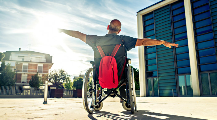 people with disabilities For many people with disabilities, emergencies and disasters present a challenge the red cross offers preparedness tips for persons with disabilities.