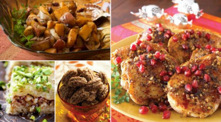14 Recipes For A Festive Sukkot Reformjudaism Org