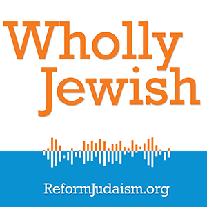 Wholly Jewish podcast