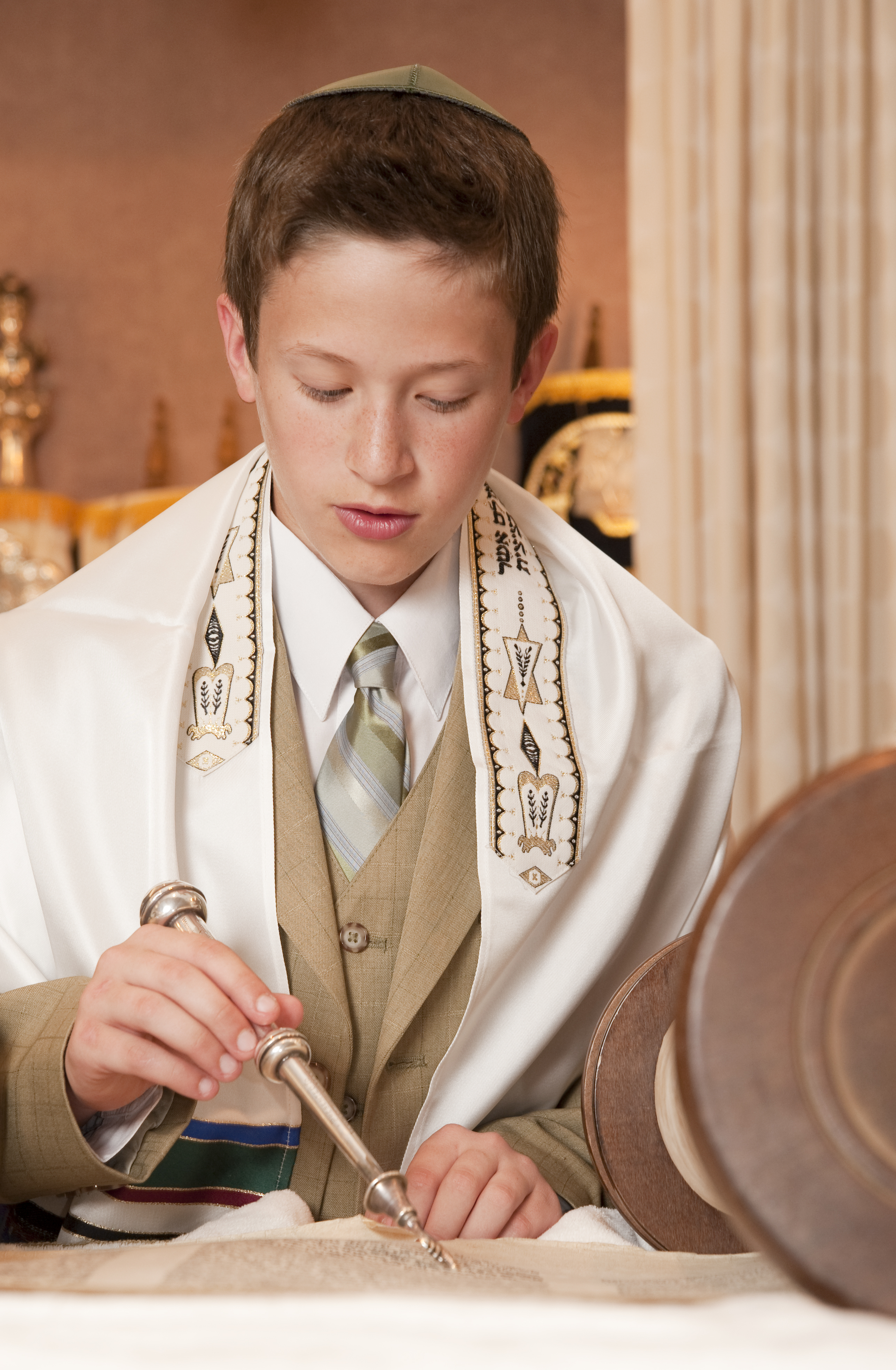 Advice To A Bar Or Bat Mitzvah In Today's World ...