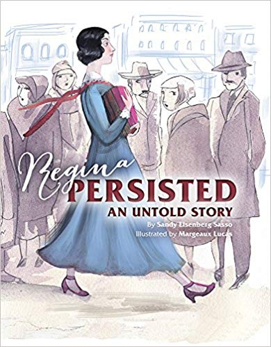 Regina Persisted Book Cover