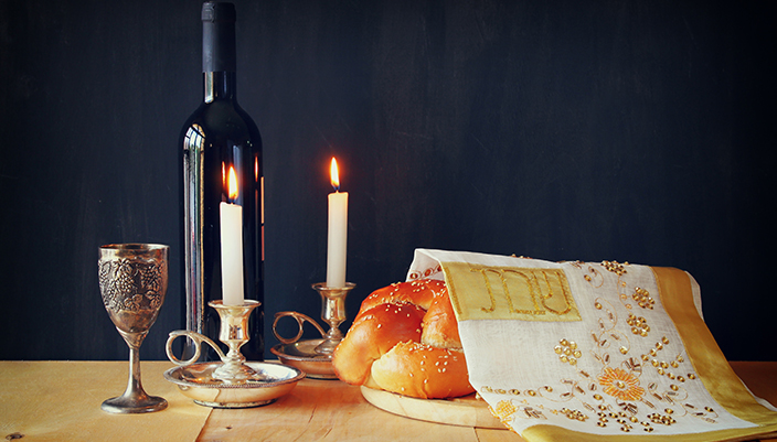 Shabbat blessings and customs explained