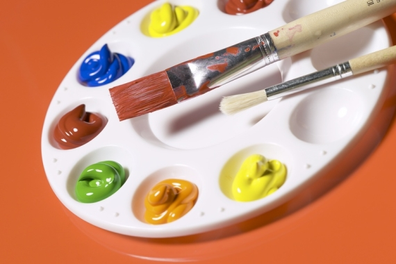 Fabric Paints for Yom Kippur Activity