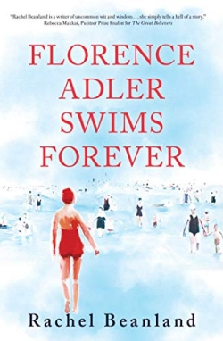 Florence adler swims forever book cover