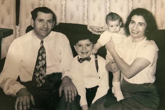 Aron's family