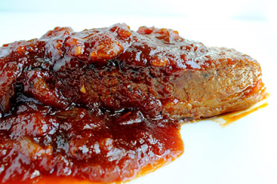 Bubbe's Famous Brisket recipe for the Jewish holiday of Passover or Pesach