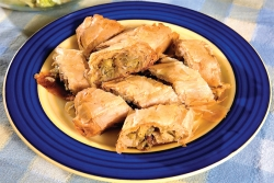 Hungarian cabbage strudel you and your family can enjoy for Rosh HaShanah