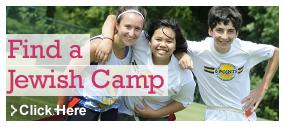 Find a Jewish Camp